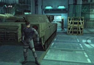 Screen du jeu Metal Gear Solid