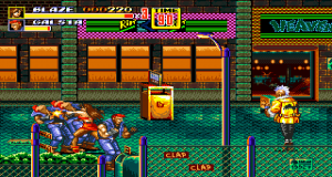 Screen du jeu Streets of Rage 2